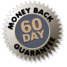 MONEY BACK GUARANTEE 60 DAY